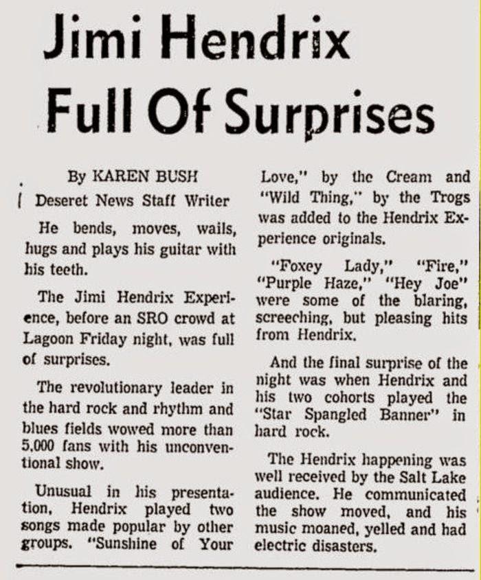 THE DESERET NEWS (UTAH) AUGUST 31, 1968