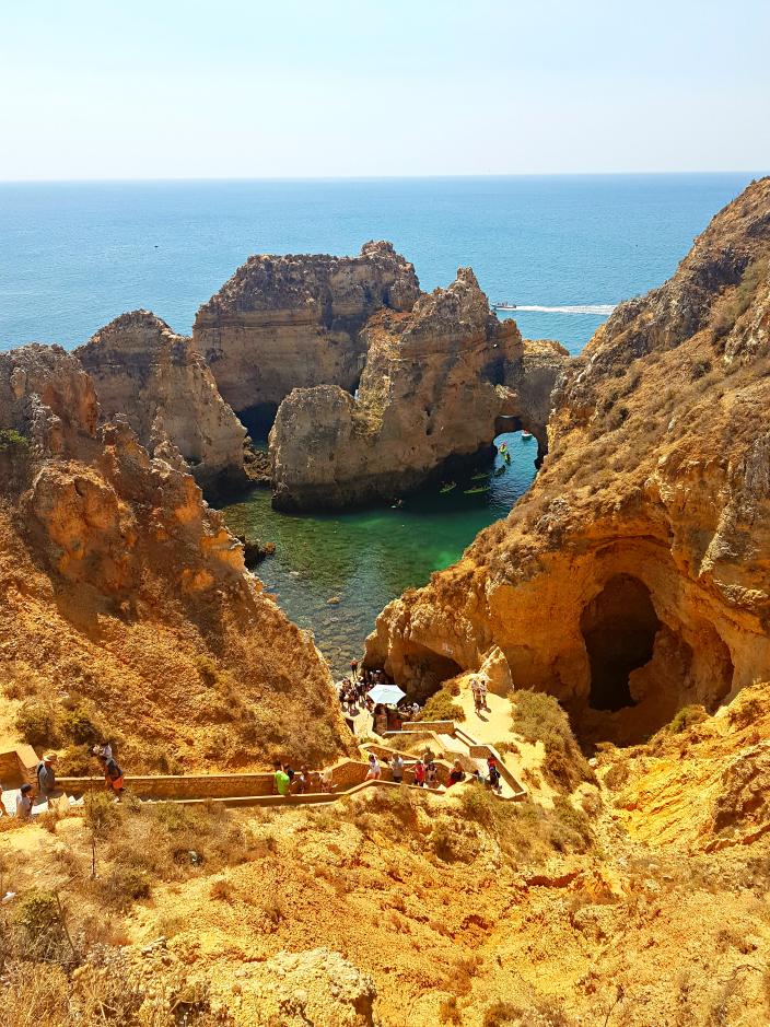 Ponta da Piedade Algarve, Portugal (003b)