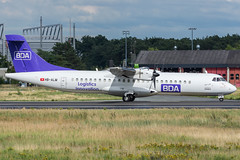 Zimex Aviation / ATR72 / HB-ALM / EDDF 18