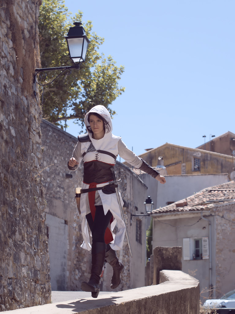 related image - Shooting Assassin's Creed - Brignoles -2017-08-13- P1044046