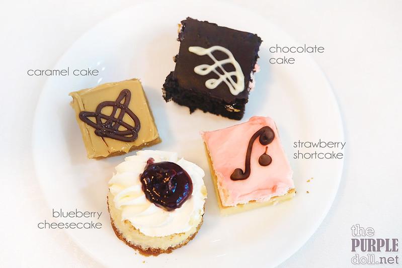 Josiah's Catering Desserts Cakes