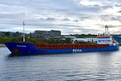 Muhlenau - Aberdeen Harbour Scotland 14/9/17