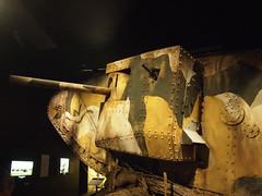 Tank, Life-size Diorama, The Great War Exhibitiion