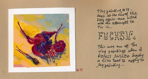 Sketchbook #106: Gouache