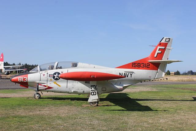 T-2C 158312