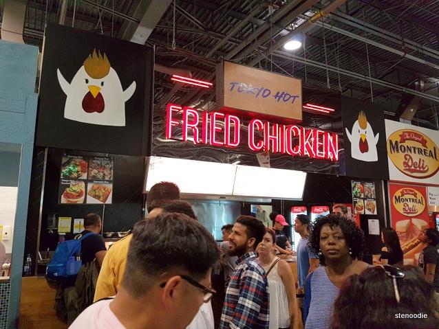 Tokyo Hot Fried Chicken