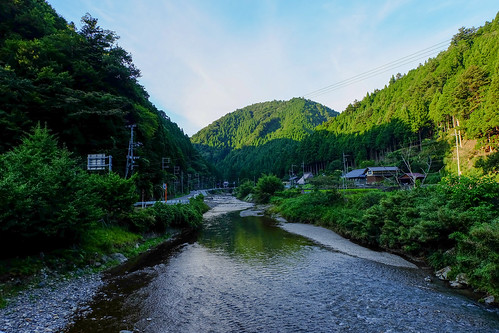 2017.08.27 府道361号線 桂川