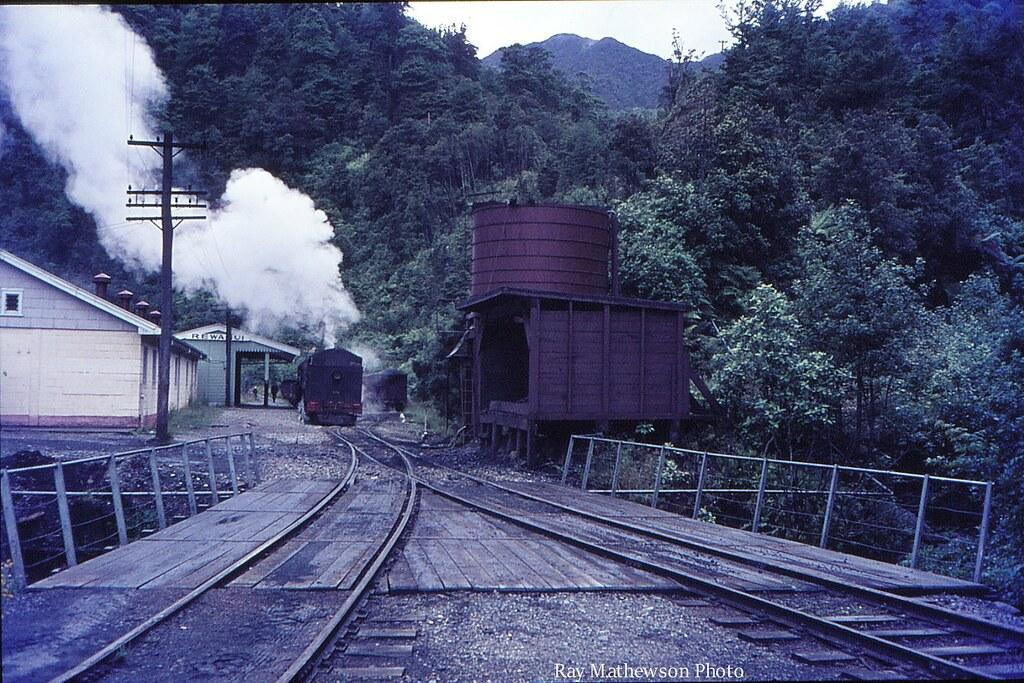 Rewanui late 1960's.