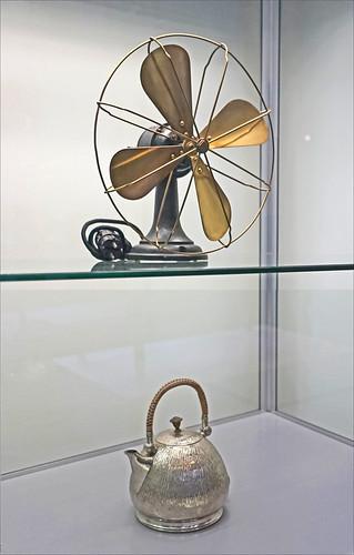 Peter Behrens au musée du design (Kunstgewerbemuseum, Berlin)