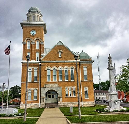 Bibb County Courthouse- Centreville AL (1)