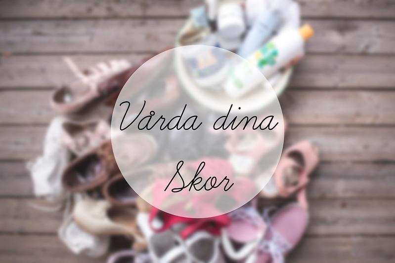 Vårda dina skor