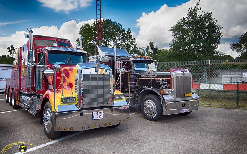 Truck race' touring car' lotus' porsche @ Zolder