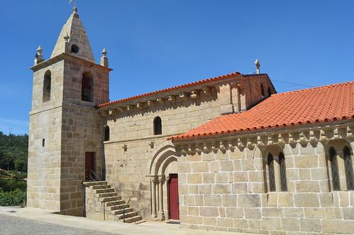 Igreja de Santa Maria Maior de Tarouquela V