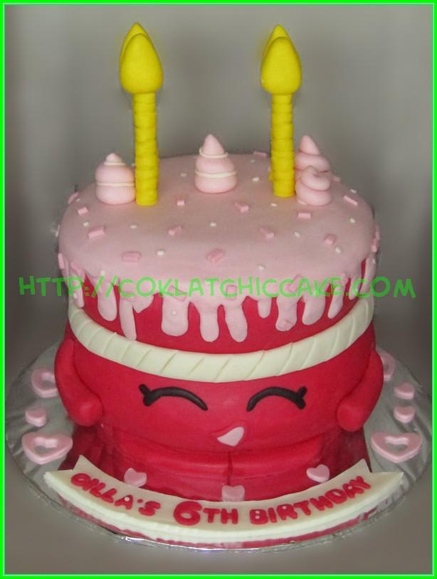 cake shopkins cilla
