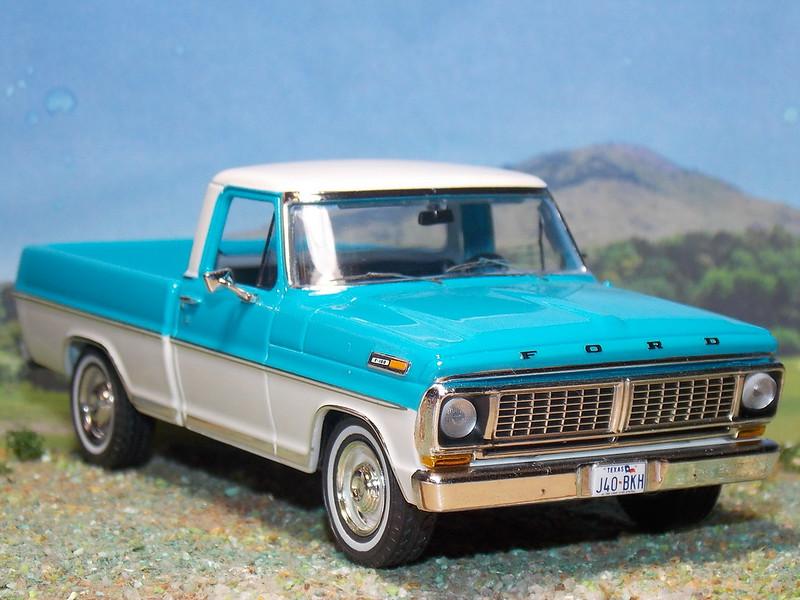 Ford F100 Ranger – 1970 - Premium X
