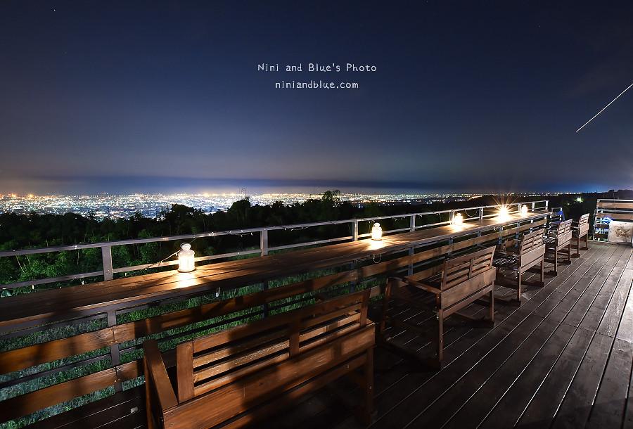 台中夜景亟餐廳庭園餐廳07