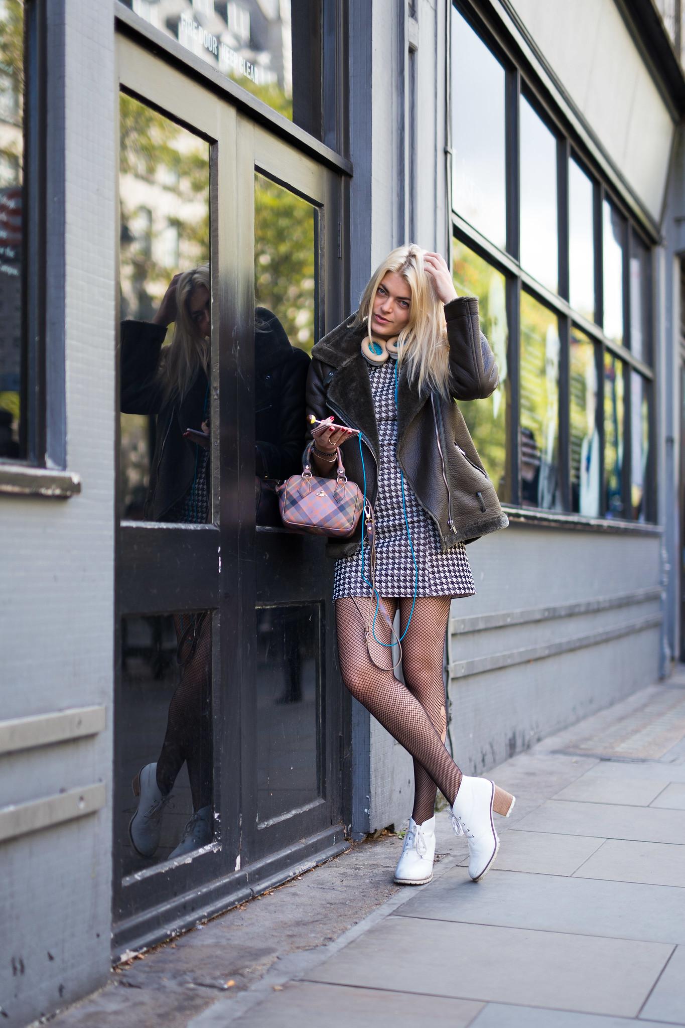 Street Style - Laura Doggett, London Fashion Week