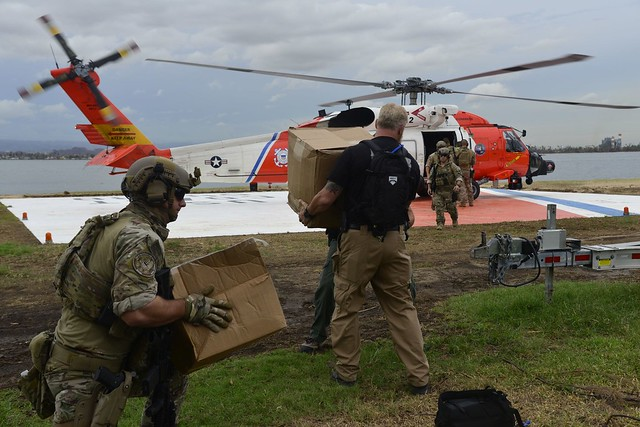 Coast Guard, partner agencies provide aid to Utuado, Puerto Rico, residents