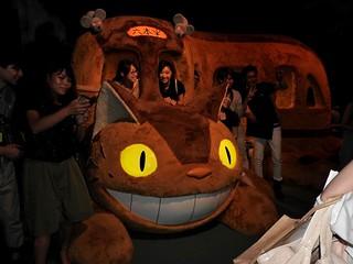 ジブリの大博覧会 17 ネコバス