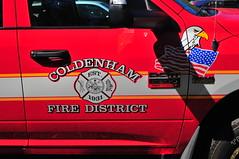 Coldenham Fire District Utility 207