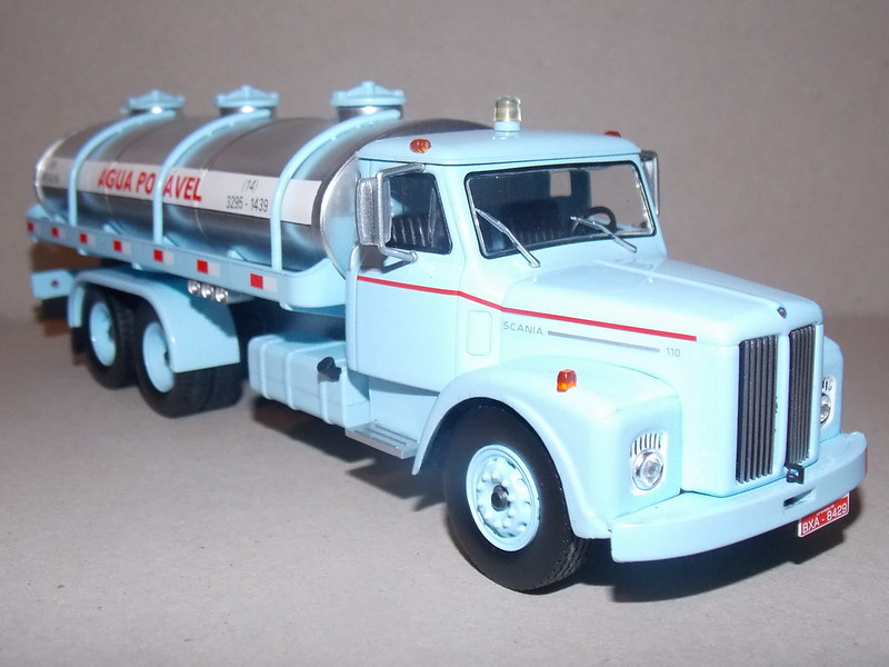 Scania LS110 - 1976 - Agua Potavel