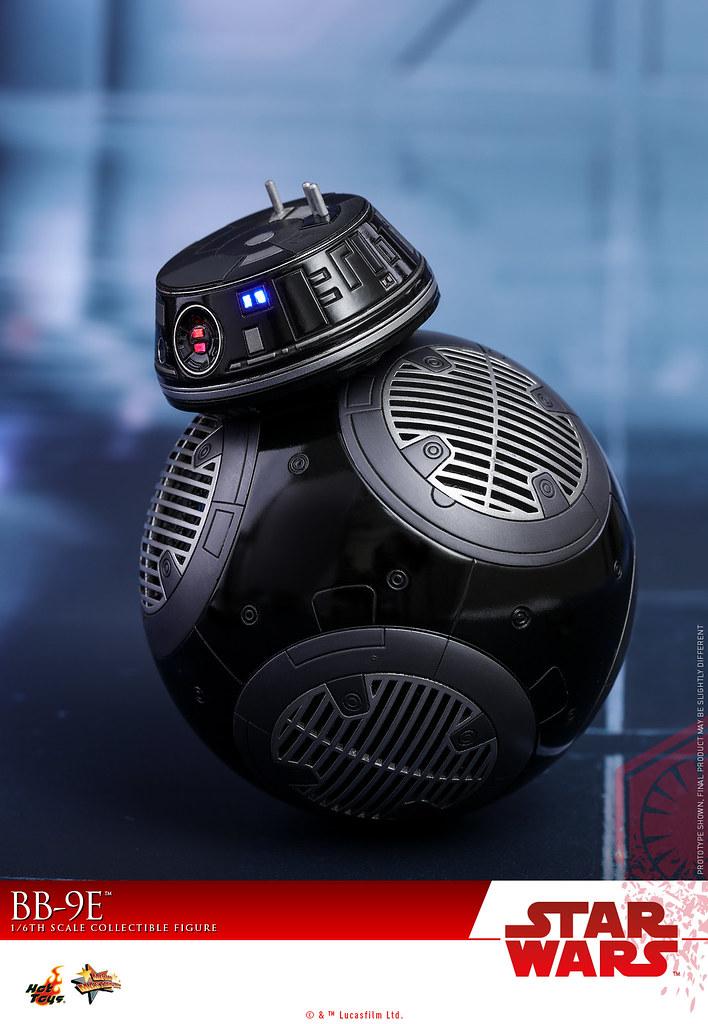 Hot Toys - MMS441 - 《星際大戰:最後的絕地武士》1/6 比例 BB-9E Star Wars: The Last Jedi