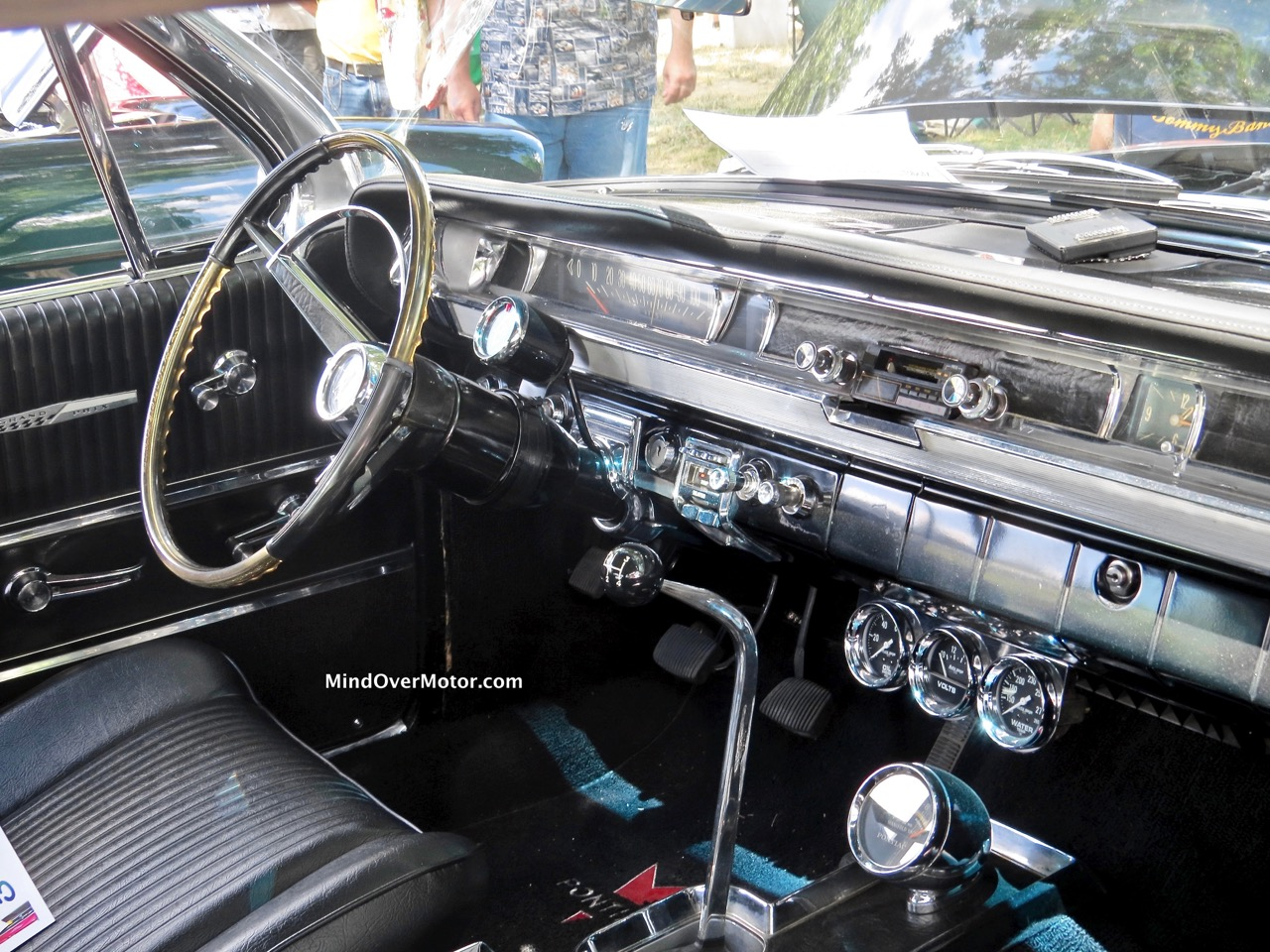 1962 Grand Prix SD Interior