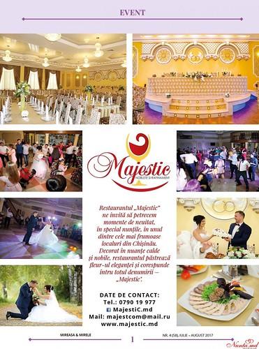 """""""MajestiC"""" - современно, оригинально, доступно!  > Горячее предложение oт ресторана «Мажестик» !!!"""