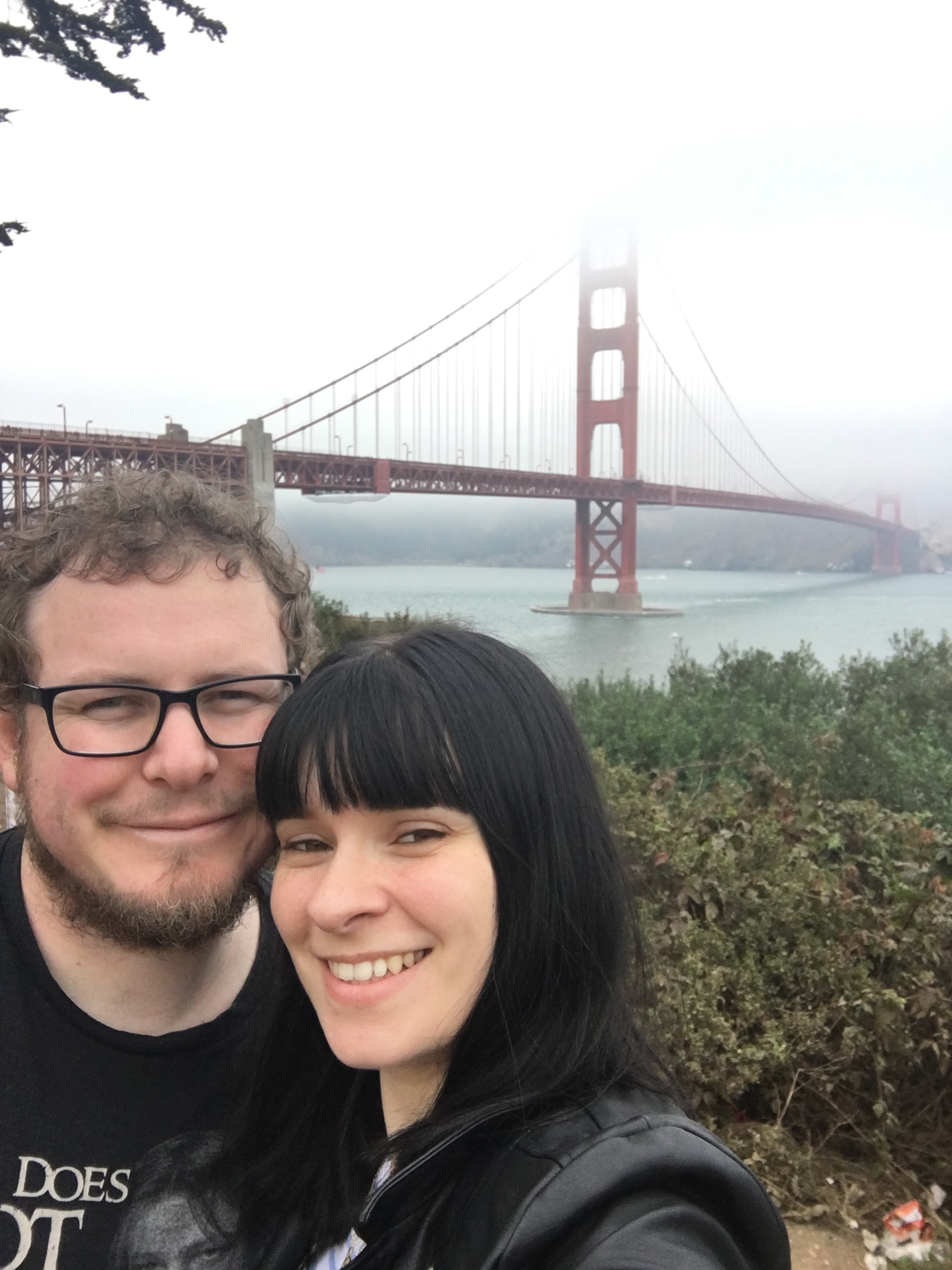 San Francisco - topher & diane