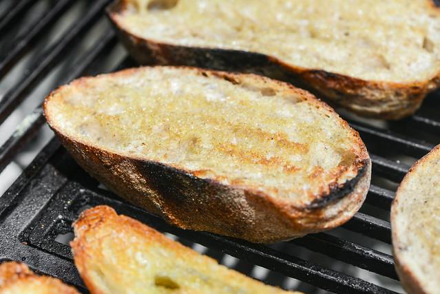 Grilled Panzanella