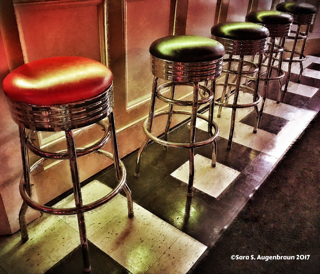 PTown Bar Stools
