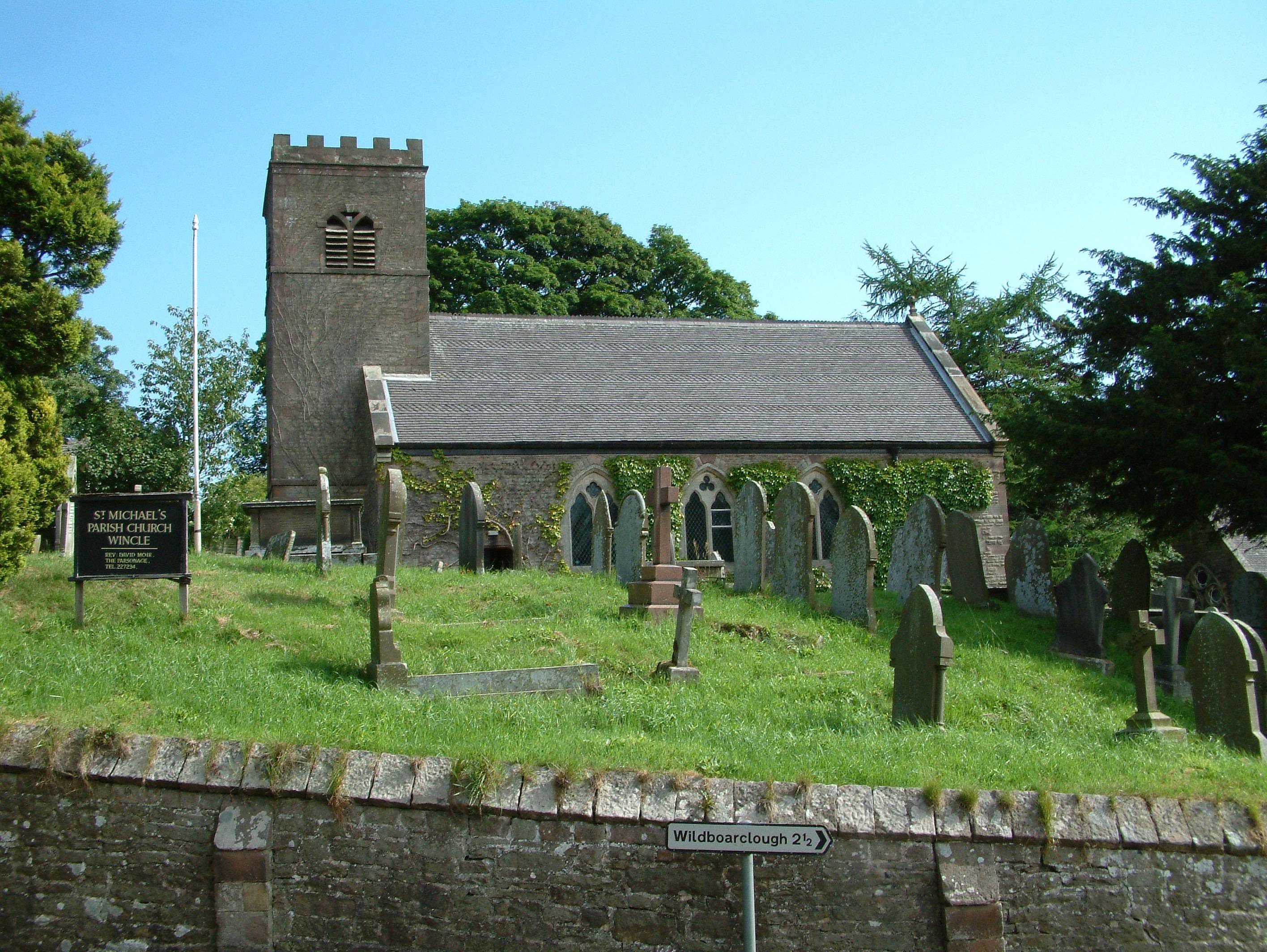 WINCLE, St Michael's