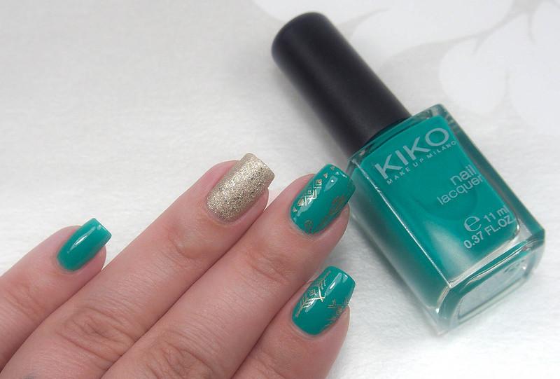 Kiko Spring Green