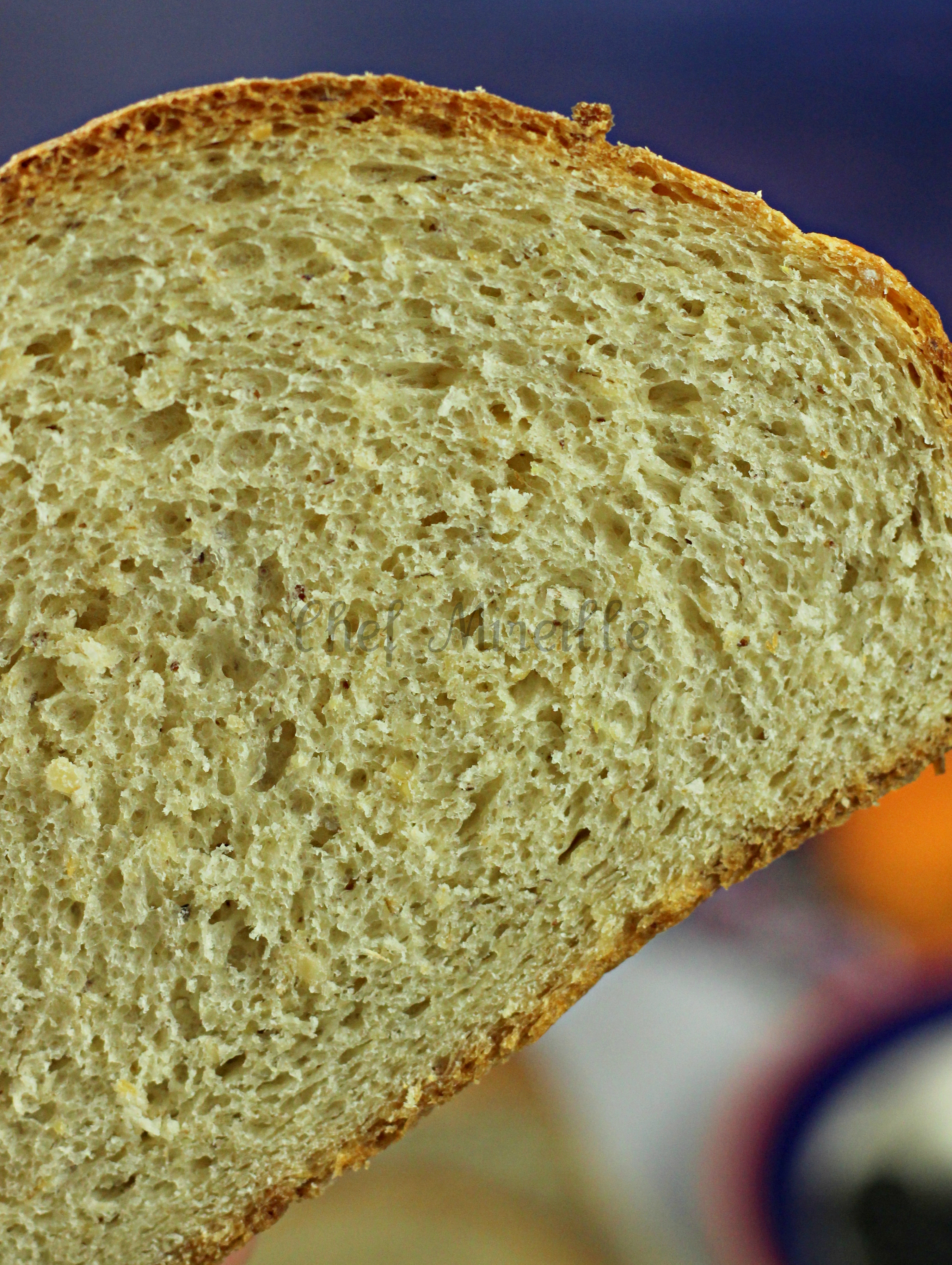 Oatmeal Bread -edit