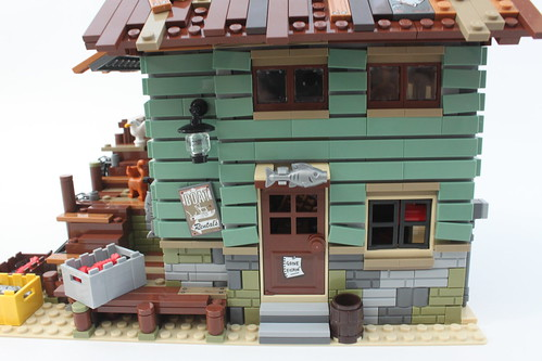 LEGO Ideas Old Fishing Store (21310)