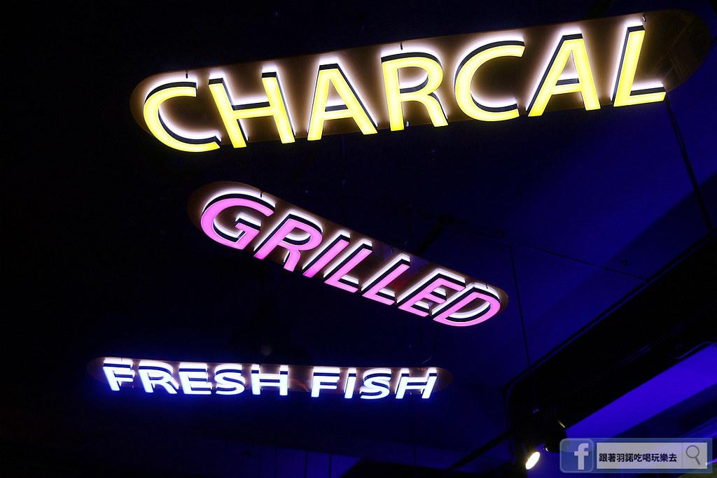 水貨/新北中和/炭火烤魚152