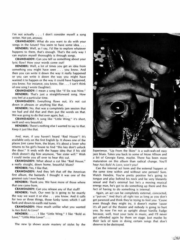 Crawdaddy Magazine May 1968  5