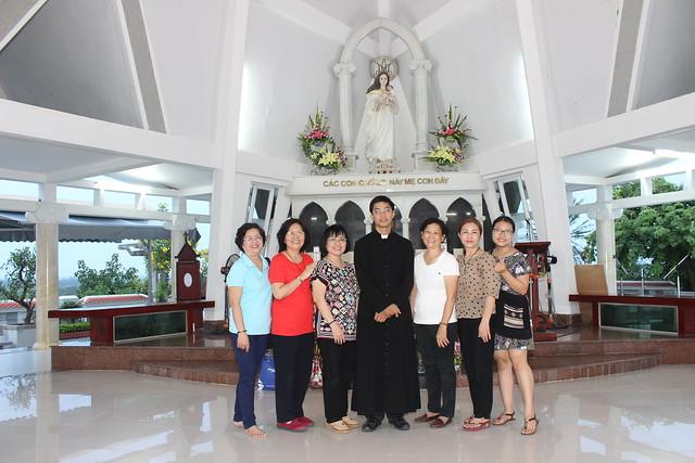 Lễ Đức Maria Nữ Vương - Bổn Mạng Giáo Khóm Đông 22/8/2017