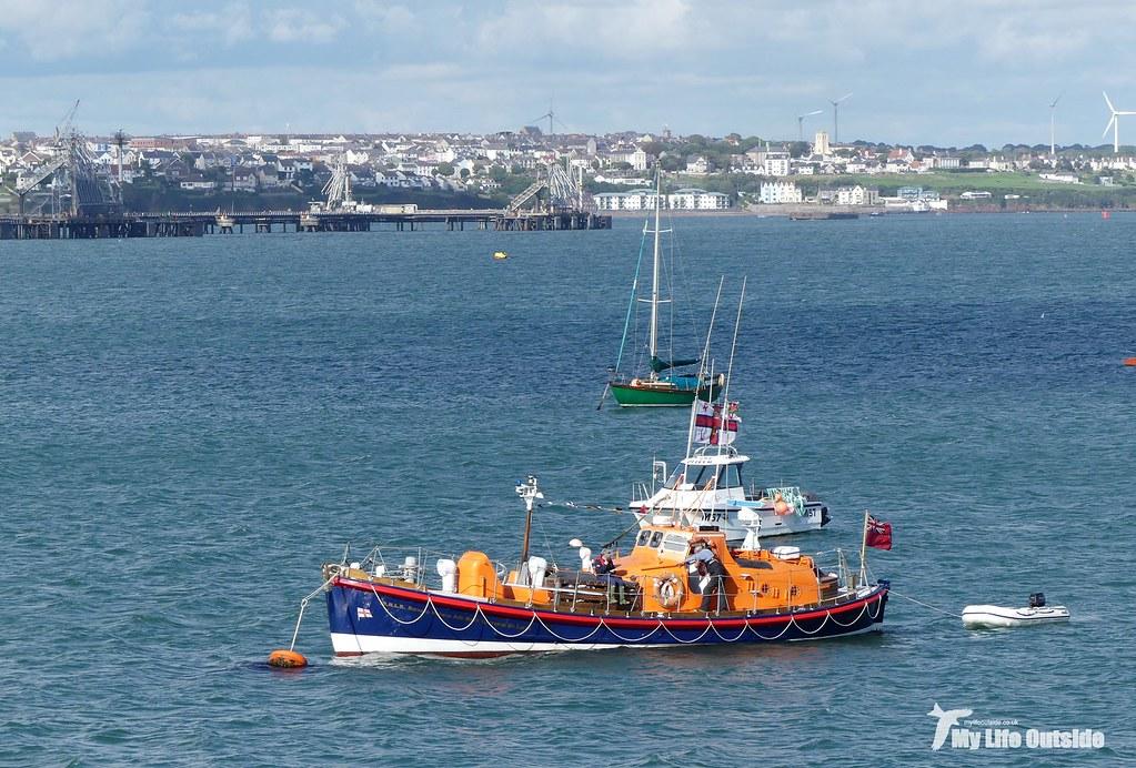 P1100831 - RNLI Lifeboat