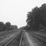 Trittau Staatsbahnhof Blick Richtung Hamfelde 1969