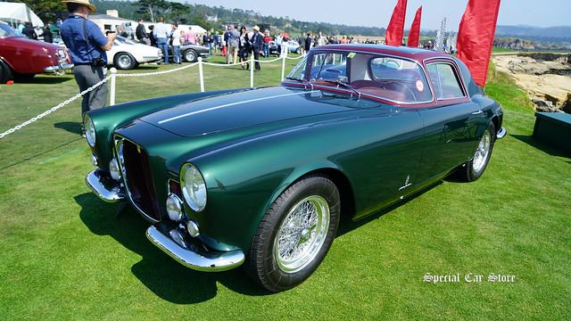 1955 Ferrari 375 America Pinin Farin Coupe Speciale