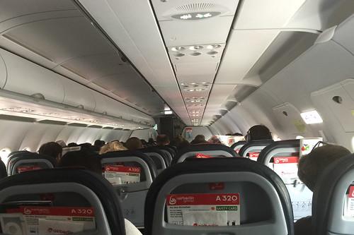 41 - Rückflug nach München / Flight to Munich