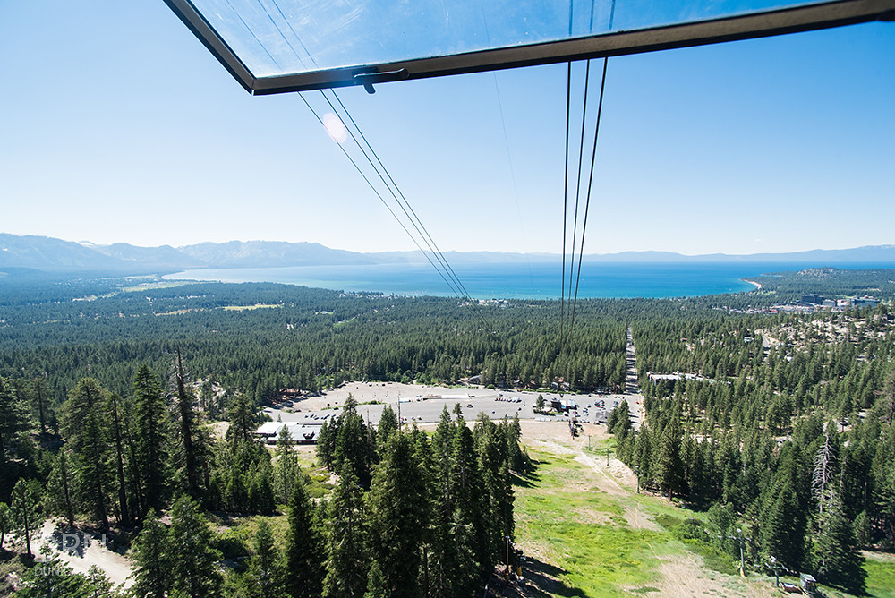 Lake Tahoe Views.