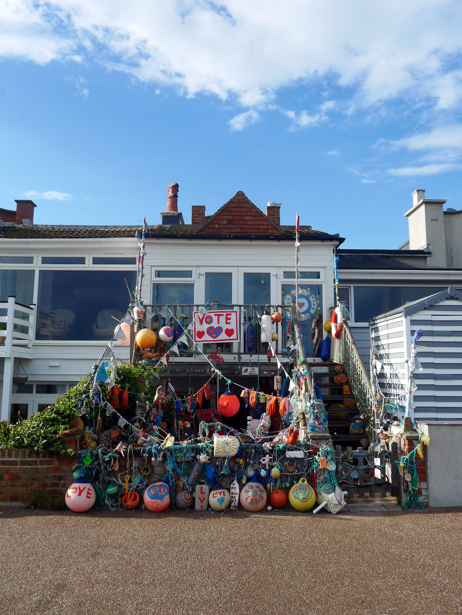 The Love House - Bexhill - 1