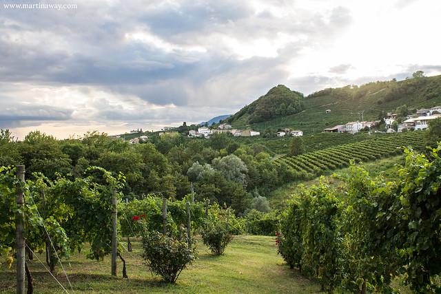 Tenuta La Rivetta, Villa Sandi