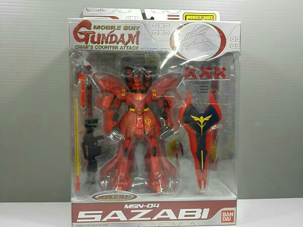 Gundam MS Sotheby [Counterattack Char]
