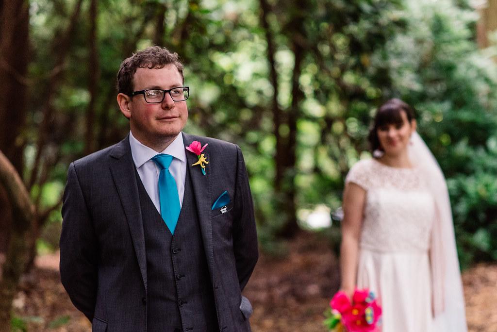 Wedding DIY's - topher's suit