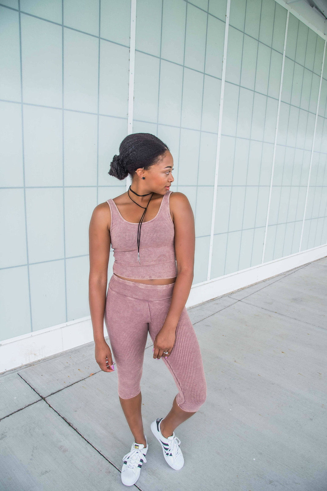 Dallas fashion blogger, candace hampton