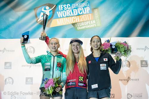 IFSC World Cup Munich 2017