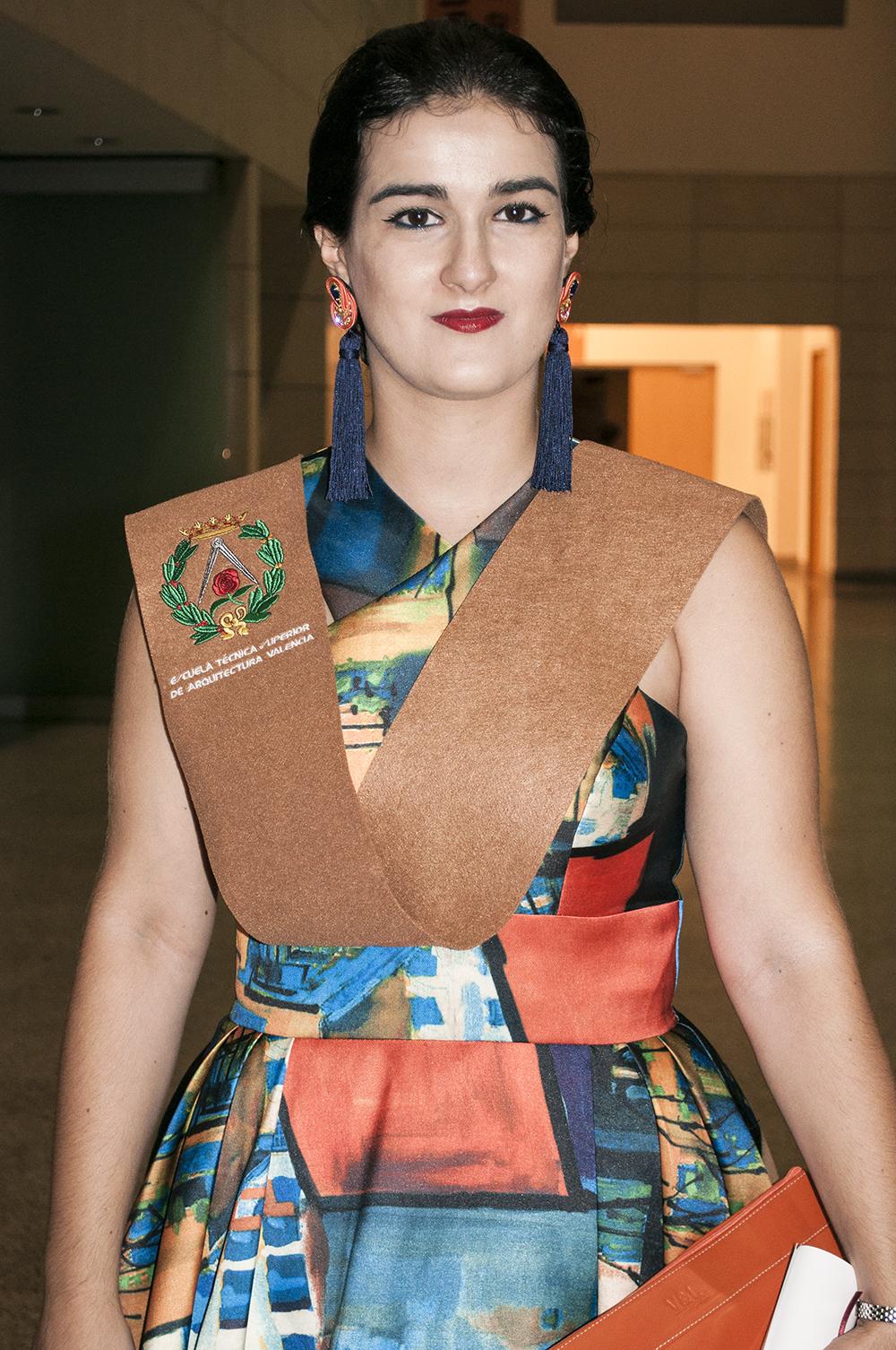 fashion blogger spain somethingfashion valencia graduation college ceremony outfit dress architecture7